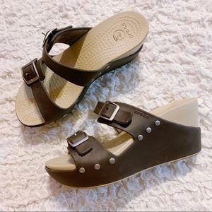 Crocs Wedges